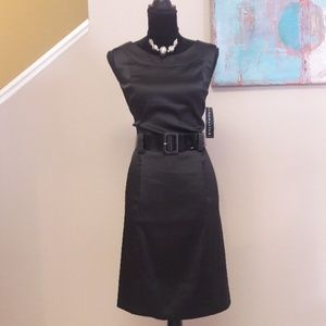Connected Apparel/ Sleeveless/ Sheath  Dress